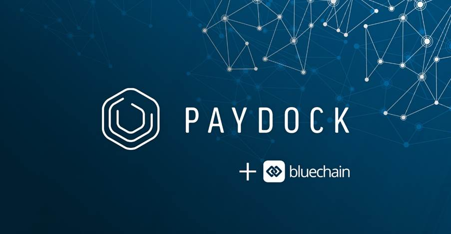 PayDock and Bluechain for mobile payment networks